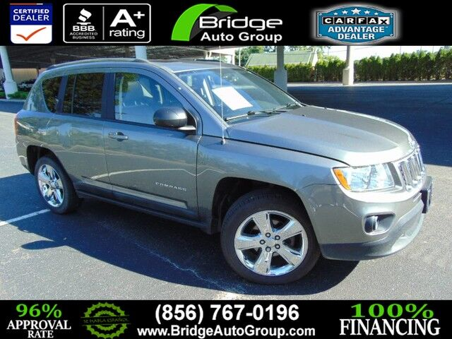 2011 Jeep Compass Limited Berlin NJ