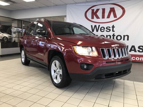 2011_Jeep_Compass_North Edition 4WD 2.4L *ROOF/HEATED SEATS/FOG LIGHTS*_ Edmonton AB