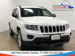 2011_Jeep_Compass_SPORT AUTOMATIC BLUETOOTH CRUISE CONTROL ALLOY WHEELS_ Carrollton TX