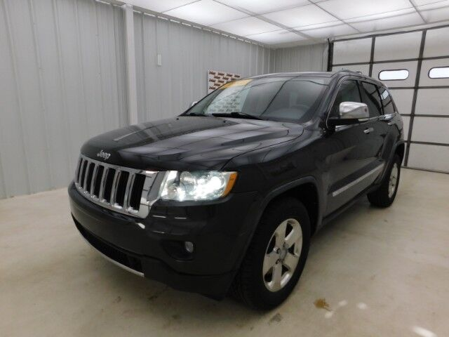 2011 Jeep Grand Cherokee 4WD 4dr Limited Manhattan KS