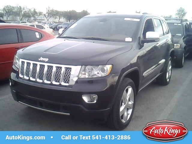 2011 Jeep Grand Cherokee 4WD 4dr Overland Summit Bend OR
