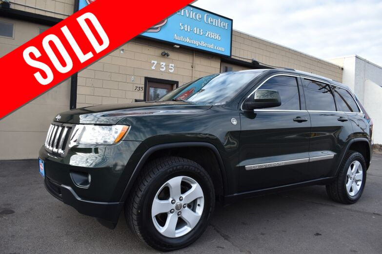 2011 Jeep Grand Cherokee 4WD Bend OR