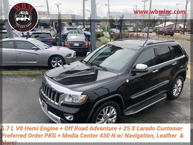 2011 Jeep Grand Cherokee 4WD Laredo w/ Laredo X Package Arlington VA
