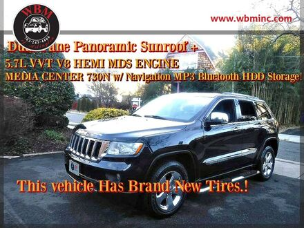 2011_Jeep_Grand Cherokee_4WD Limited_ Arlington VA