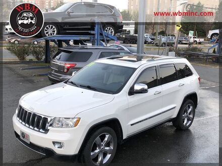2011_Jeep_Grand Cherokee_4WD Limited w/ Luxury Group II_ Arlington VA