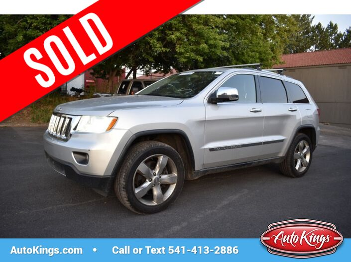2011 Jeep Grand Cherokee 4WD Overland Bend OR