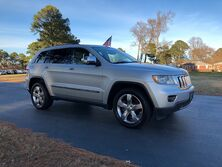 Jeep Grand Cherokee 4d SUV 4WD Overland 2011