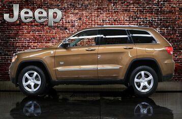 2011_Jeep_Grand Cherokee_70th Anniversary_ Red Deer AB