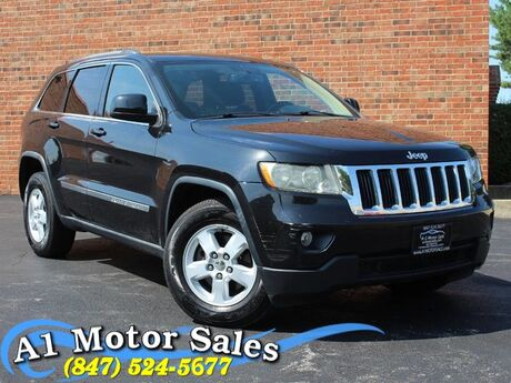 2011 Jeep Grand Cherokee Laredo 4WD 1 Owner Schaumburg IL