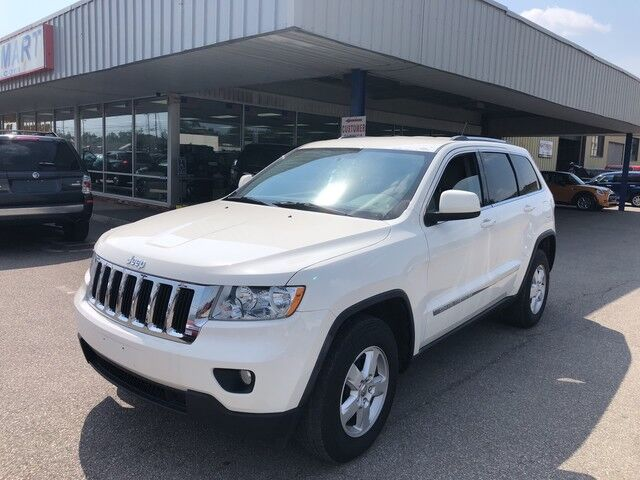 2011 Jeep Grand Cherokee Laredo 4wd Cleveland Oh 24700189