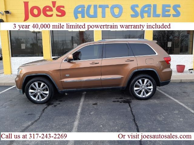 2011 Jeep Grand Cherokee Laredo 4WD Indianapolis IN