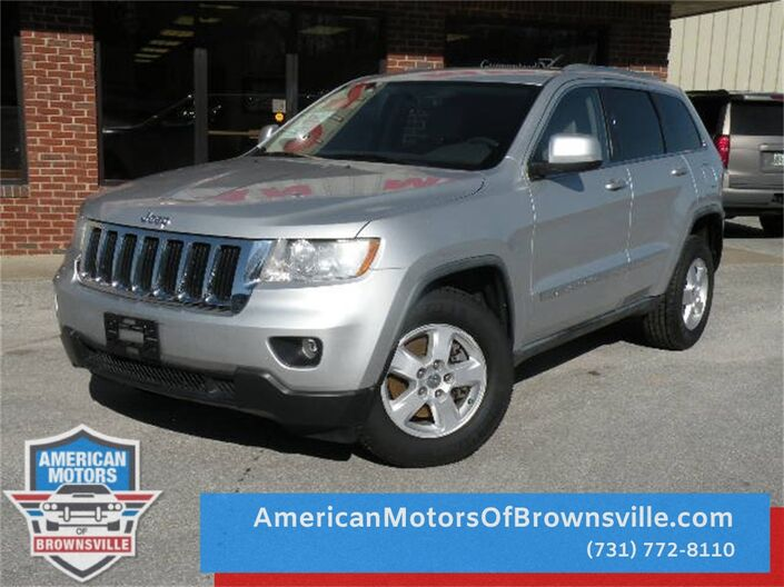 2011 Jeep Grand Cherokee Laredo Brownsville TN