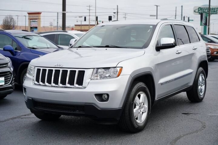 2011 Jeep Grand Cherokee Laredo Fort Wayne Auburn and Kendallville IN