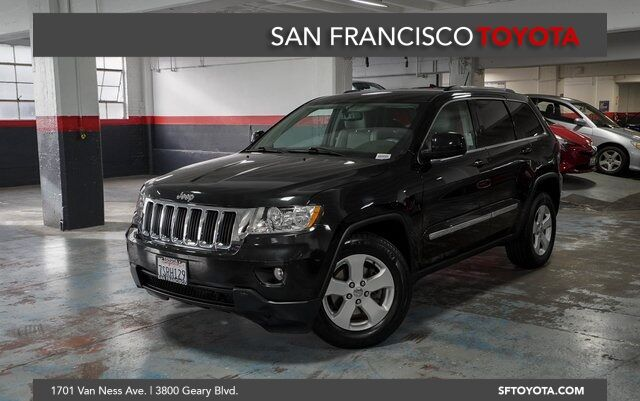 2011 Jeep Grand Cherokee Laredo San Francisco CA