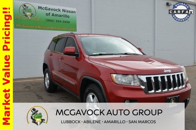 2011 Jeep Grand Cherokee Laredo Amarillo TX