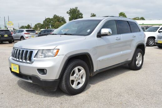 2011 Jeep Grand Cherokee Limited 4WD Houston TX