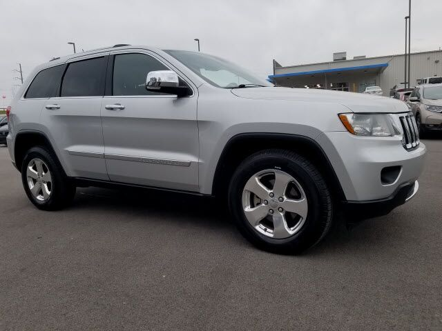 2011 Jeep Grand Cherokee Limited Chattanooga TN