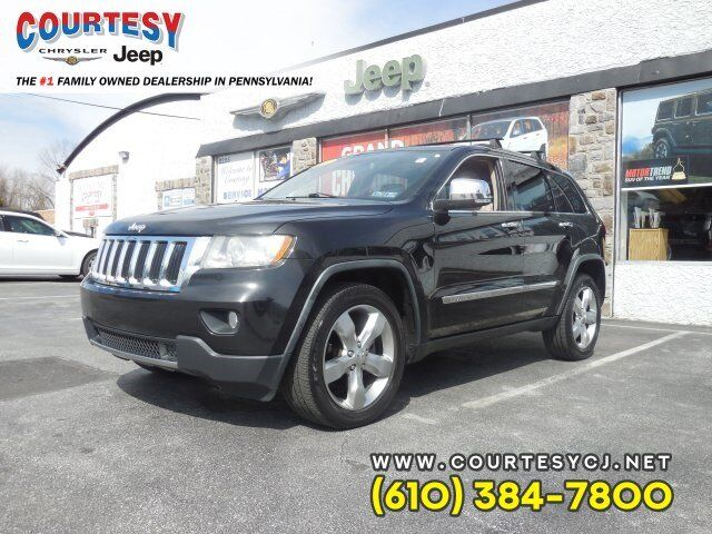 2011 Jeep Grand Cherokee Limited Coatesville PA