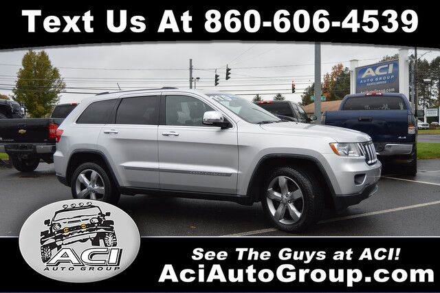 2011 Jeep Grand Cherokee Limited East Windsor CT