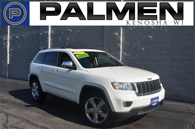 2011 Jeep Grand Cherokee Limited Kenosha WI