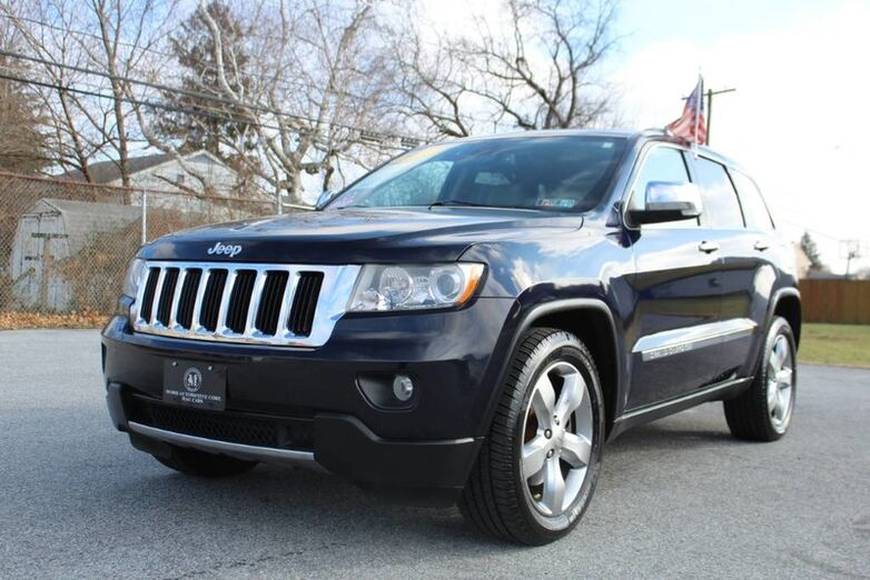 2011 Jeep Grand Cherokee Limited New Castle DE