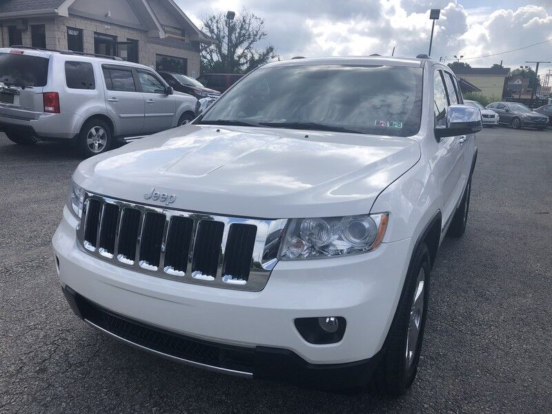 2011 Jeep Grand Cherokee Limited Versailles PA