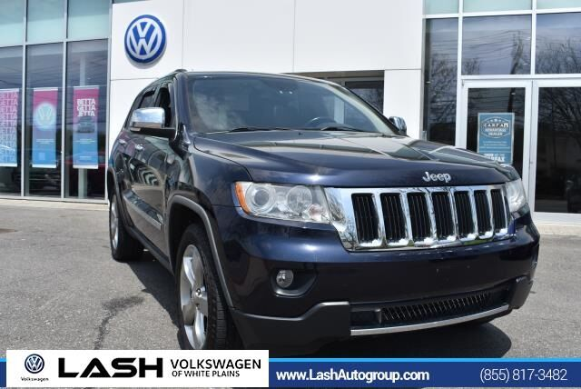 2011 Jeep Grand Cherokee Limited White Plains NY