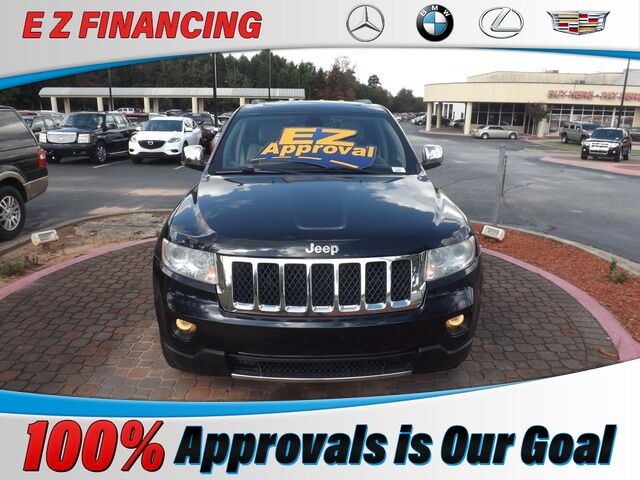 2011 Jeep Grand Cherokee OVERLAND Morrow GA