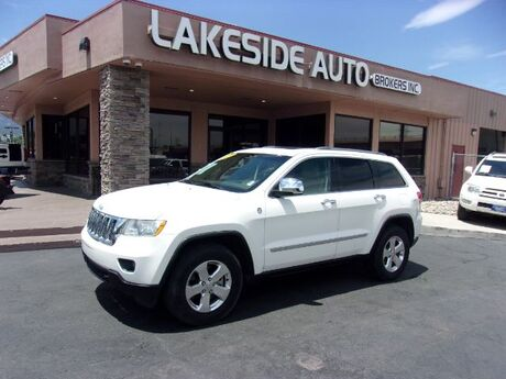 2011 Jeep Grand Cherokee Overland 4WD Colorado Springs CO