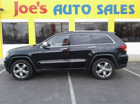 2011_Jeep_Grand Cherokee_Overland 4WD_ Indianapolis IN