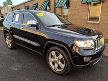 2011_Jeep_Grand Cherokee_Overland 4WD_ Knoxville TN