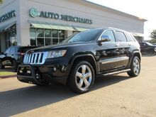 2011_Jeep_Grand Cherokee_Overland 4WD LEATHER SEATS, HTD/CLD FRONT SEATS, PANORAMIC SUNROOF, NAVIGATION,BACKUP CAM, BLUETOOTH_ Plano TX