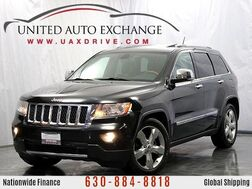 2011_Jeep_Grand Cherokee_Overland_ Addison IL