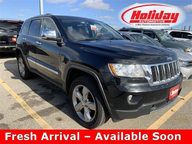 2011 Jeep Grand Cherokee Overland Fond du Lac WI