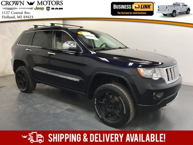 2011 Jeep Grand Cherokee Overland Holland MI