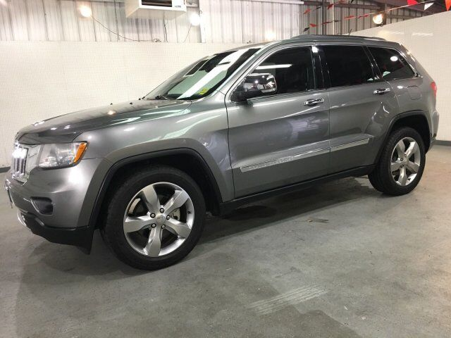 2011 Jeep Grand Cherokee Overland Oroville CA