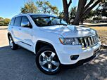 2011 Jeep Grand Cherokee Overland PANORAMIC SUNROOF, NAVIGATION, REAR VIEW CAMERA, HEATED/COOLED LEATHER SEATS & MUCH MORE!!