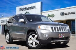 2011_Jeep_Grand Cherokee_Overland Summit_ Wichita Falls TX