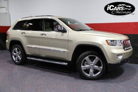 2011_Jeep_Grand Cherokee_Overland V8 AWD 4dr Suv_ Chicago IL