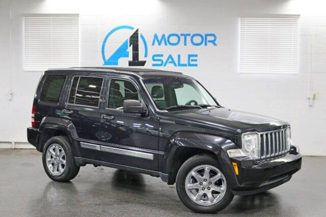 2011 Jeep Liberty Limited 4WD 1 Owner Schaumburg IL