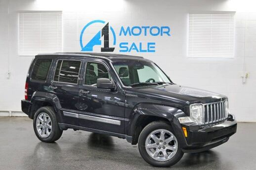 2011 Jeep Liberty Limited 4WD 1 Owner Schaumburg IL