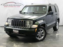 2011_Jeep_Liberty_Limited 70th Anniversary / 3.7L V6 Engine / 4WD / Sunroof / Navigation_ Addison IL