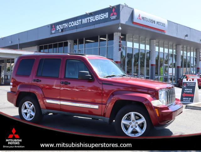 2011 Jeep Liberty Limited Costa Mesa CA