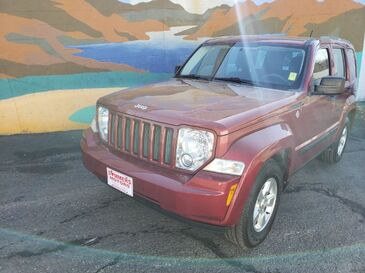 2011_Jeep_Liberty_Sport 4WD_ Saint Joseph MO