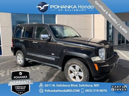 2011_Jeep_Liberty_Sport 70th Anniversary Edition ** Certified 6 Month / 6,_ Salisbury MD
