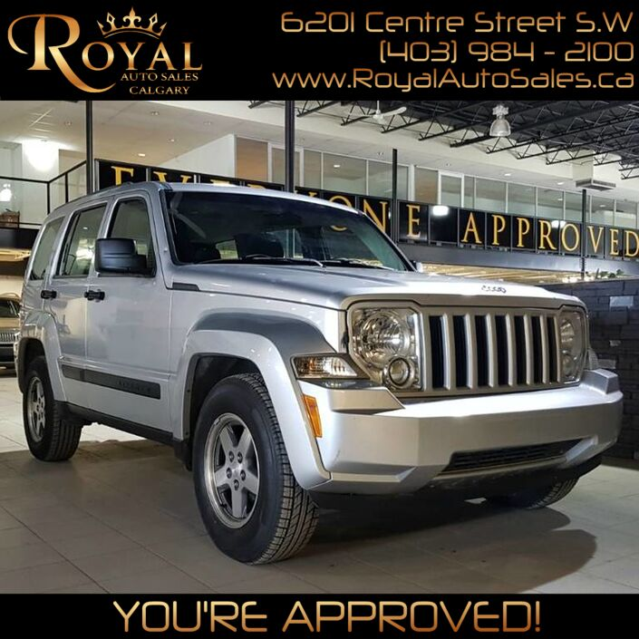 2011 Jeep Liberty Sport *PRICE REDUCED* Calgary AB