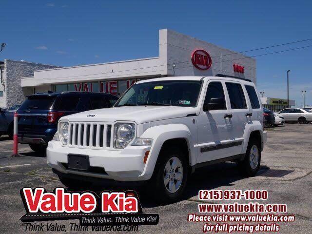 2011 Jeep Liberty Sport Philadelphia PA