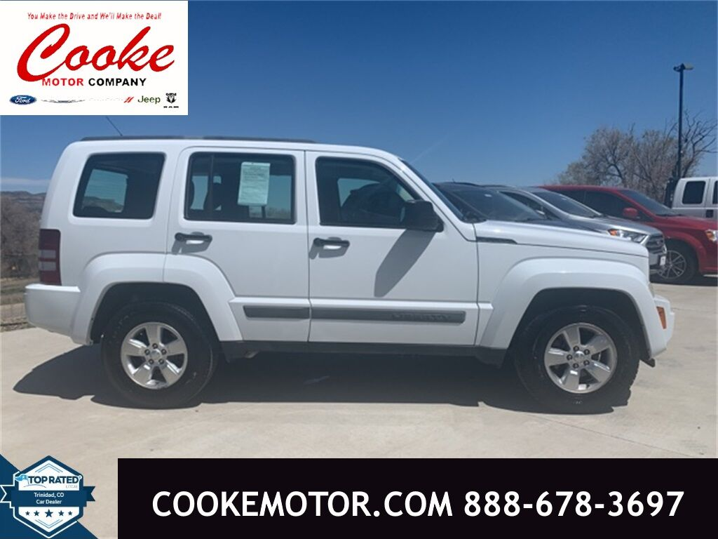 2011 Jeep Liberty Sport Trinidad CO