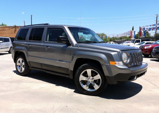 2011_Jeep_Patriot_2WD_ San Antonio TX