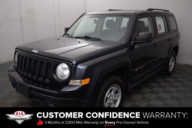 2011 Jeep Patriot BASE Puyallup WA